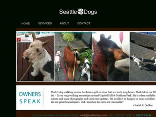 Seattle 4 Dogs | Boarding