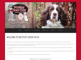 Muttley Crew Cuts Seattle