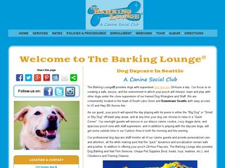 The Barking Lounge | Boarding