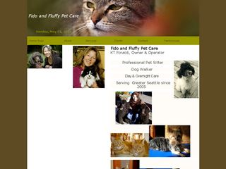 Fido and Fluffy Pet Care Seattle