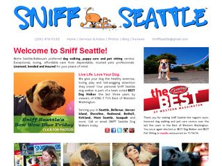 SNIFF Seattle | Boarding