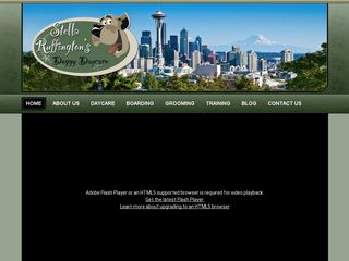Stella Ruffingtons Doggy Daycare Seattle