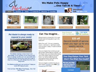 Pet Assist | Boarding