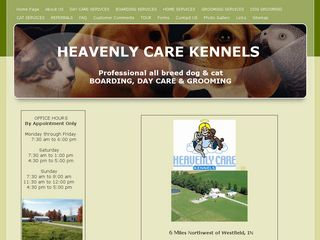Heavenly Care Kennels | Boarding