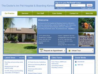 The Doctors Inn Pet Hospital   Boarding Sloughhouse