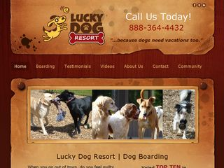 Lucky Dog Resort Snohomish