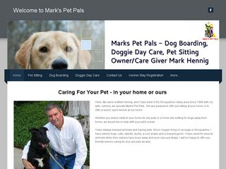 Marks Pet Pals | Boarding