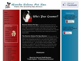 Rancho Solana Pet Spa Solana Beach
