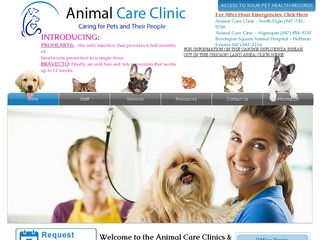 Animal Care Clinic South Elgin