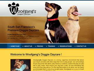 Woofgangs Doggie Daycare South San Francisco