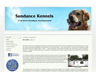 Sundance Kennels Incorporated | Boarding