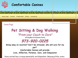 Comfortable Canines | Boarding
