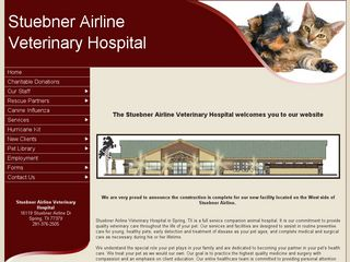 Stuebner Airline Vet Clinic | Boarding