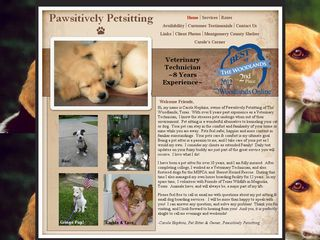 Pawsitively Petsitting | Boarding