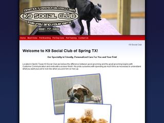 Photo of K9 Social Club in Spring