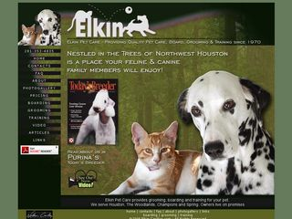 Elkin Kennels | Boarding