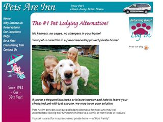 Pets Are Inn | Boarding