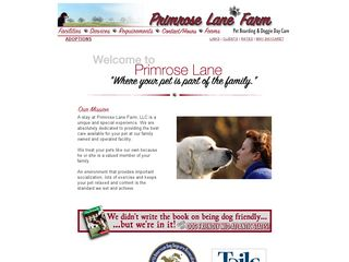 Primrose Lane Farm | Boarding