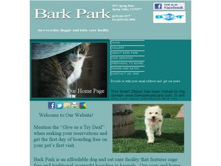 Bark Park Spring Valley