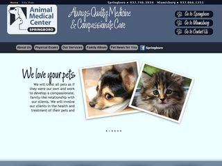 Animal Medical Center of Springboro | Boarding