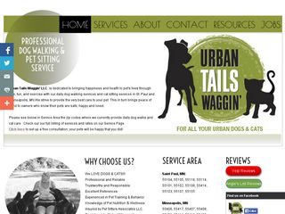Urban Tails Waggin LLC St Paul
