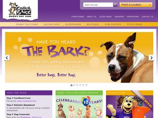 Central Bark Doggy Day Care St Petersburg | Boarding