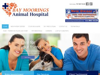 Bay Moorings Animal Hospital St Petersburg