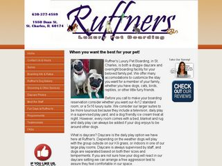 Ruffners Luxury Pet Boarding St. Charles