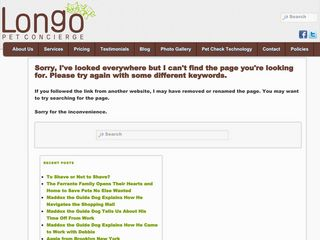 Longo Pet Concierge St. Petersburg
