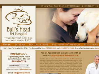 Zeide Steven M Bulls Head Animal Hospital Stamford