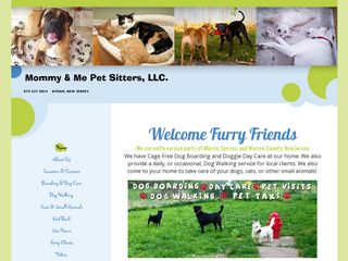 Mommy and Me Pet Sitters LLC | Boarding