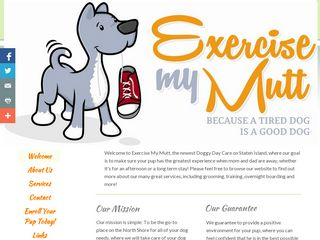 Exercise My Mutt Staten Island