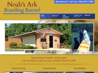 Photo of Noahs Ark Boarding Kennels in Statesville