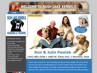Rush Lake Kennels Stockton