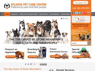 Atlanta Pet Care Center Stone Mountain