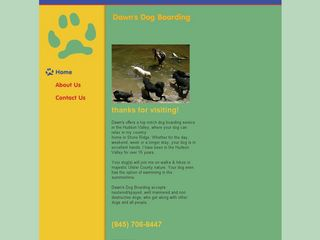 Dawns Dog Boarding | Boarding