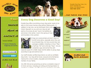 Double Dog Day Care Stow
