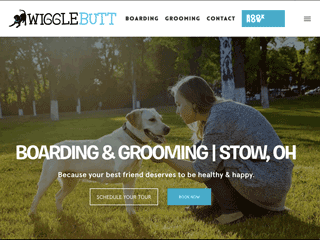 Dog Grooming Stow Ohio