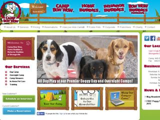 Camp Bow Wow Dog Boarding Strongsville | Boarding
