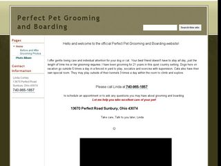 Perfect Pet Grooming and Boarding Sunbury