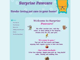 Surprise Pawcare Surprise