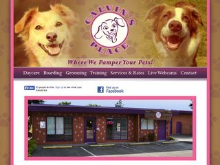 Calvins Place Dog Daycare Tacoma