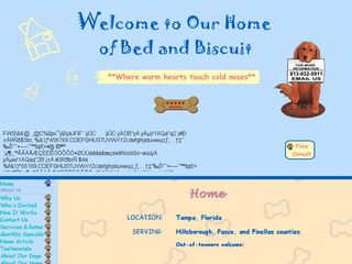 Home Of Bed And Biscuit | Boarding
