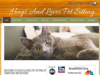 Hugs and Loves Pet Sitting Tampa