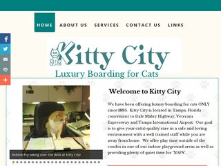 Kitty City | Boarding