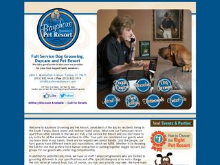 Bayshore Pet Resort | Boarding