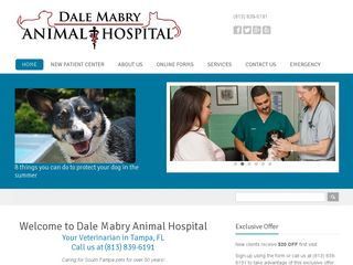 Dale Mabry Animal Hospital | Boarding