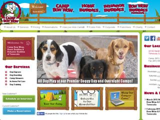 Camp Bow Wow Dog Boarding Temecula | Boarding