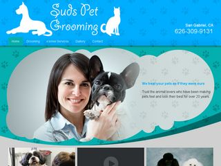 Suds Pet Grooming | Boarding