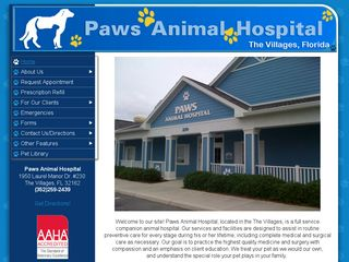 Paws Animal Hospital | Boarding
